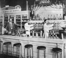 1907 Soda Fountain
