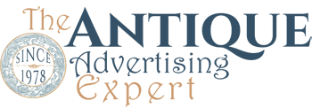 The Antique Advertising Expert