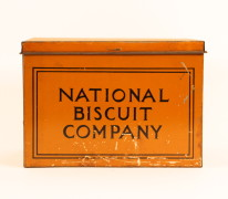 National Biscuit Company Tin Box
