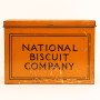 Biscuit Tin Box Union Biscuit Company