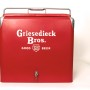 Griesedieck Bros, Metal Cooler