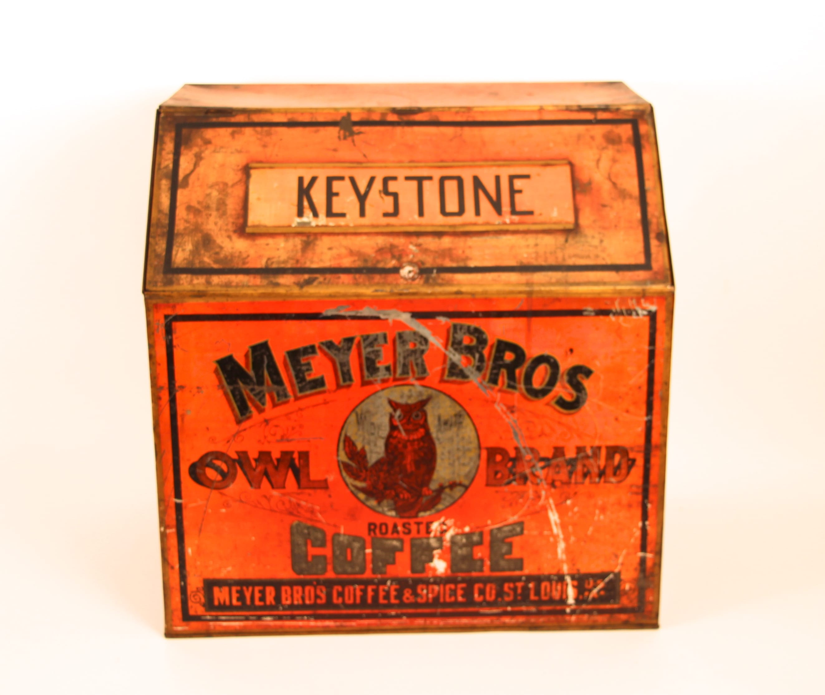 Meyer Bros Roasted Coffee Store Bin
