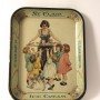 St. Clair Ice Cream Dairy Metal Serving Tray