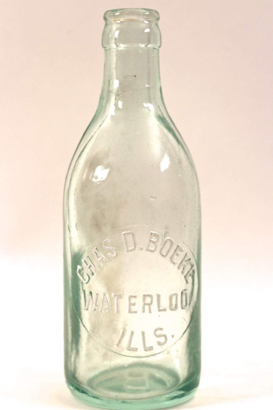 A1908 Soda Bottle - Randy's 1st Collectible