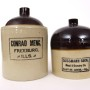 Sussmann Bros & Conrad Meng Whiskey Jugs, Illinois