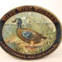 C.H. Wittenberg Distilling Co, Tin Serving Tray