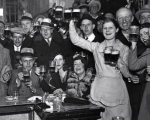 Prohibition Ended December 5, 1933