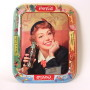 Coca-Cola Soda Tray Menu Girl 1953