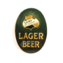Lemp Green ROG Lager Sign, St. Louis, MO. Circa 1900