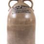 Theo Vogt Salt Glaze Stoneware Whiskey Jug 1880