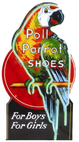 Poll Parrot Ad 1930