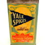 Yale Spices Box, Steinwender-Stoffregen Coffee Co., St. Louis, MO 1910