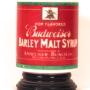 Budweiser Malt Syrup Globe Light, Anheuser Busch, St. Louis, MO 1920