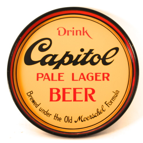 Capital Lager Beer, Moerschel Brewing Co., Jefferson City, MO. Circa 1930s