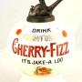 Crawford's Cherry-Fizz Syrup Soda Dispenser, Circa 1920