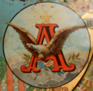 Anheuser-Busch Brewing Association Logo 1898