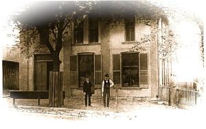 Hannibal, MO Circa 1900