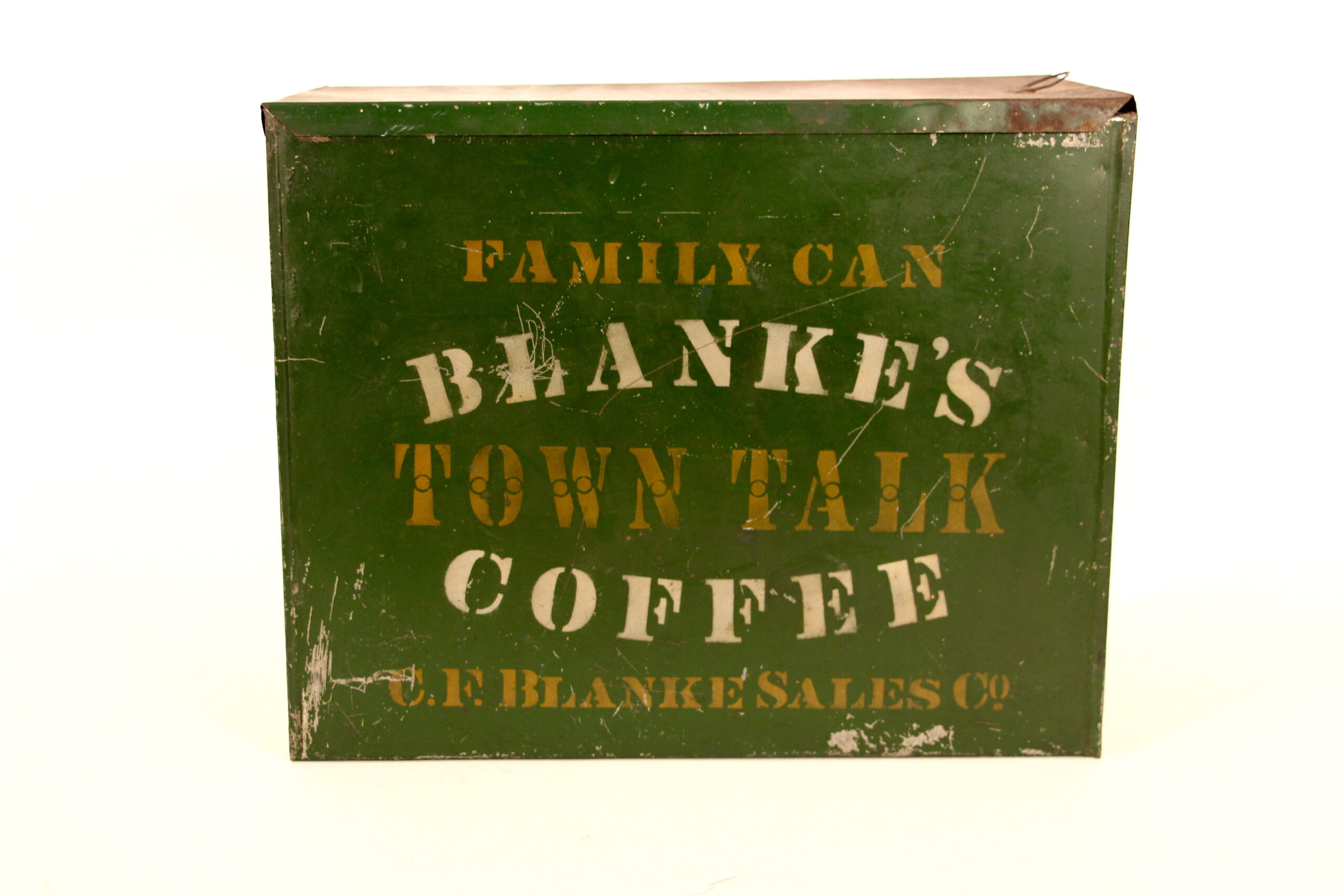 Blanke's Town Talk Coffee, C. F. Blanke Coffee Co., St. Louis, MO