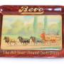 Anheuser-Busch Bevo Soft Drink Tip Tray