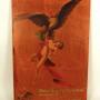 Anheuser-Busch Budweiser Ganeymede Meyercord Sign, St. Louis, MO. Circa 1905