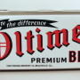 Oltimer Beer Lighted Sign, Star Peerless Brewery, Belleville, IL. Circa 1940's