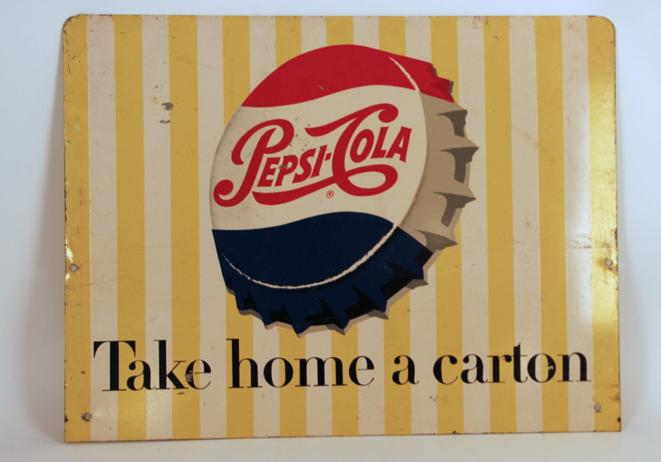 Coke Signs 1950s