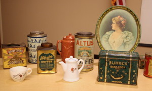 St. Louis Antique Coffee Collectibles 1890's - 1930's