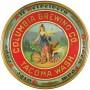 Columbia Brewing Co. Serving Tray, Tacoma WA