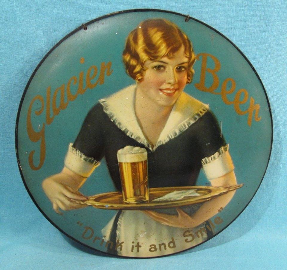 Glacier Beer, Missoula, MT Charger