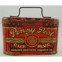 Penny Post Cut Plug Tobacco Lunch Box, Ca. 1910