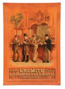 SCHUCKMANN & SELIGMANN CO., EREMITE SOUR MASH WHISKEY SIGN. Ca. 1900