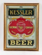KESSLER BREWING COMPANY ROG SIGN, HELENA, MT.  Ca. 1900