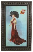 VELVET TOBACCO LITHOGRAPHIC PRINT, LIGGETT & MYERS CO.  Ca. 1900